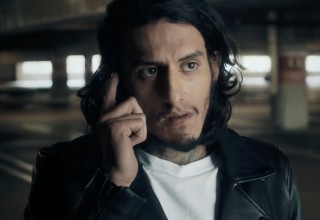 Actor Richard Cabral