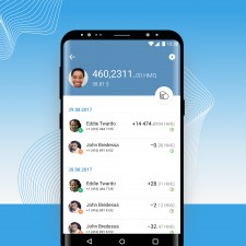Humaniq Mobile App