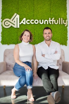Accountfully Co Founders