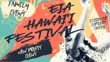 Eia Hawai'i Festival