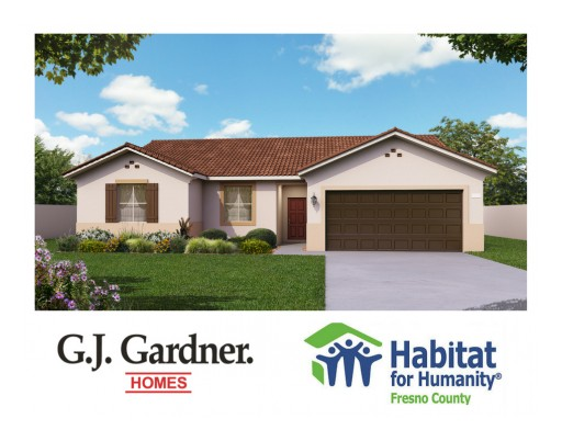 New Home Ground Breaking for Habitat for Humanity & G.J. Gardner Homes