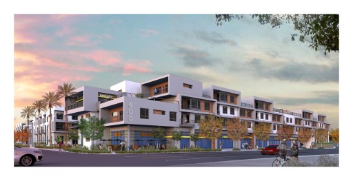 Intracorp Announces Ground Breaking of New Amplifi Apartments in Downtown Fullerton