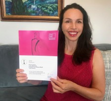 EMMY Winner Tasia Valenza Captures Telly Award for #FreedomFund Campaign Spot