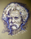 Mark Twain Performs