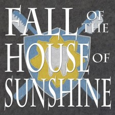 Fall of the House of Sunshine Logo