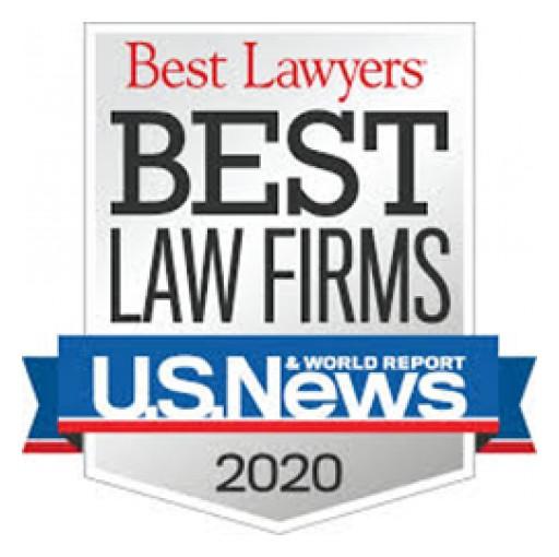 Eisner Gorin LLP Named Best U.S. Law Firm 2021