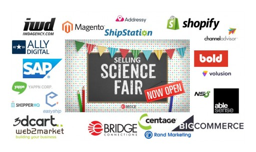 Online Retailers: The First-Ever Selling Science Fair is Now Open