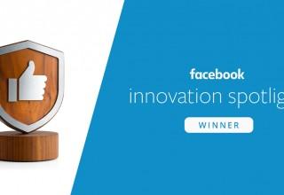 Facebook Innovation Spotlight Winner Driving Results