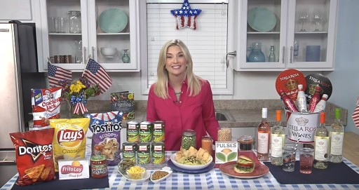 Tips on TV Blog Offers Helpful Fourth of July Tips With Chef and Author, Rebecca Lang