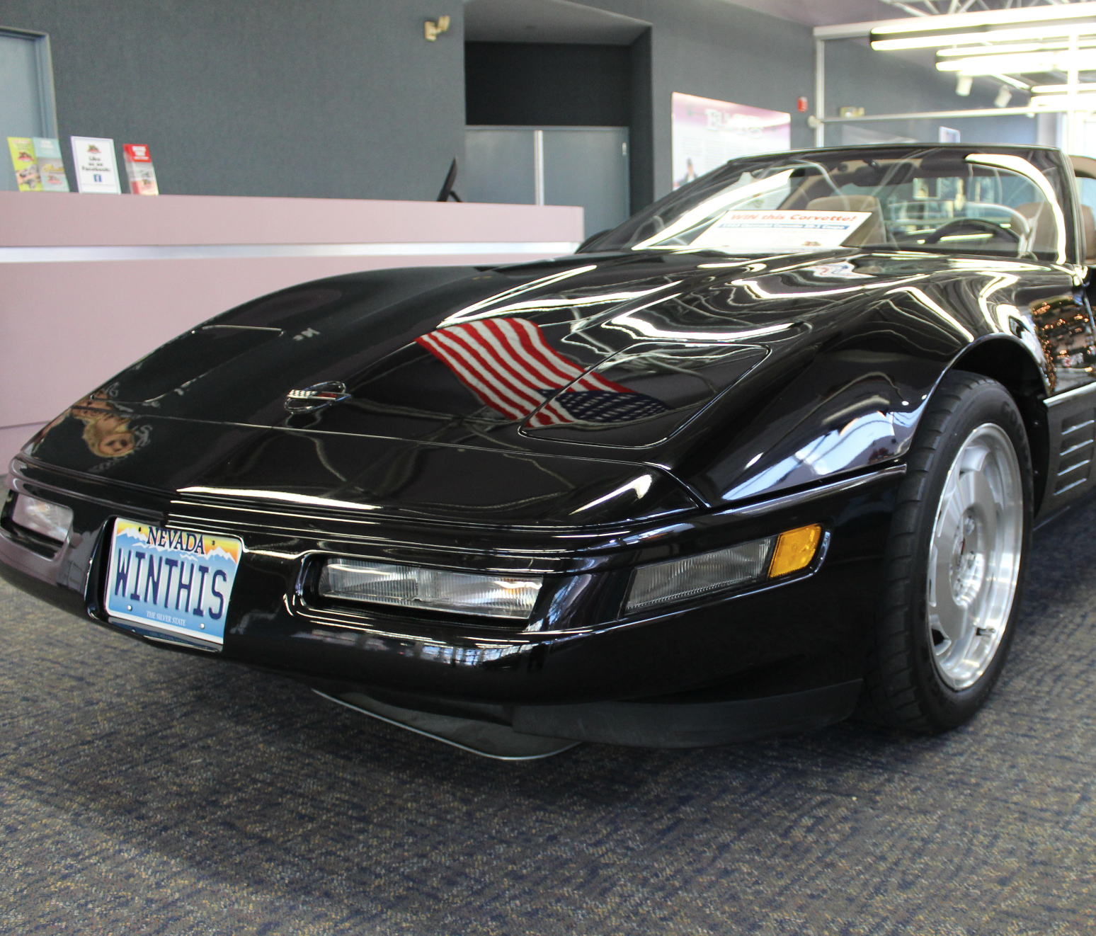 National Automobile Museum Raffles Off Corvette For Fundraiser - Reno nevada car show 2018