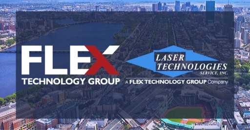 Flex Technology Group Makes Strategic Investment in Laser Technologies Service to Expand Market Share in New England Region