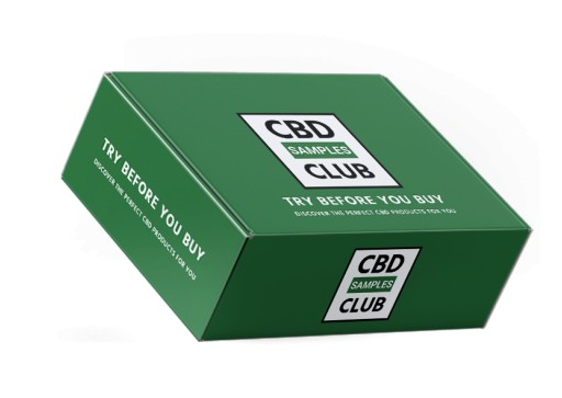 New CBD Samples Box Helps Consumers in Confusing Market