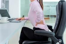 Backache at Computer