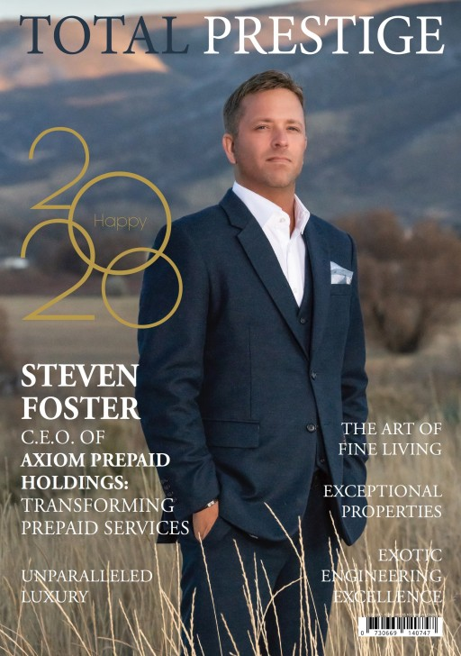 Axiom Prepaid Holdings Caps Off Banner Year With a Prestigious Accolade for Its CEO