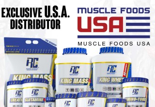 Muscle Foods USA Exclusive Partner