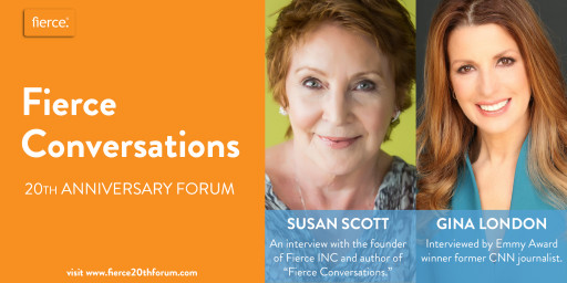 Visionary Executive Susan Scott Reflects on Celebrating 20 Years of Fierce Conversations