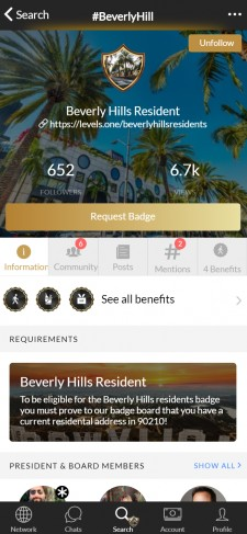Beverly Hills Residents Community