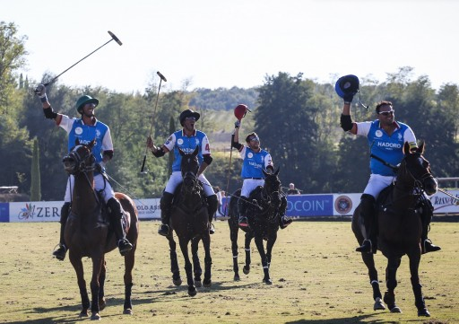 U.S. Polo Assn. Partners With Eurosport & Dsport to Broadcast the 2018 FIP European Championship to Over 250m Households on October 8