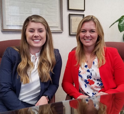 Neubert, Pepe & Monteith, P.C. Welcomes Summer Associates Jennifer Czarnowski and Kirsten Cunningham