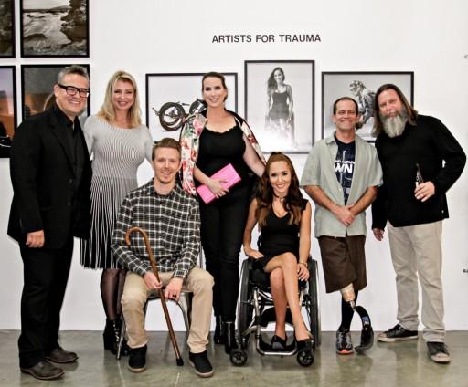 Sur Le Mur's Premiere Opening of Per Bernal's Fine Art Photography Studio