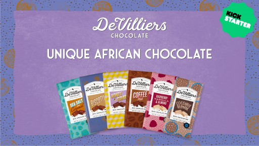 Africa's First Sustainably Sourced Chocolate Brand to be Introduced to the USA Market