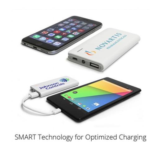 Sunrise Hitek's Custom Power Bank With SMART Technology is the Ultimate Battery Pack