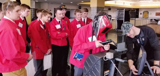 Bridging America's Gap Provides Resources to SkillsUSA State Conferences