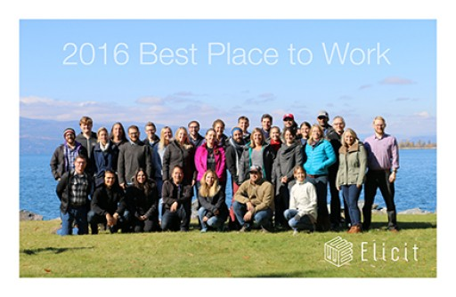 Advertising Age Names Elicit #8 of the 50 Best Places to Work in Advertising & Media