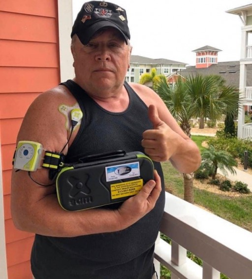 Wearable sam® Device Accelerates Healing and Relieves Pain; Free-Of-Charge for Active Duty Military and Veterans