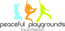 Peaceful Playgrounds Foundation Logo