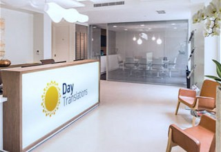 Day Translations Paris France Office Interior