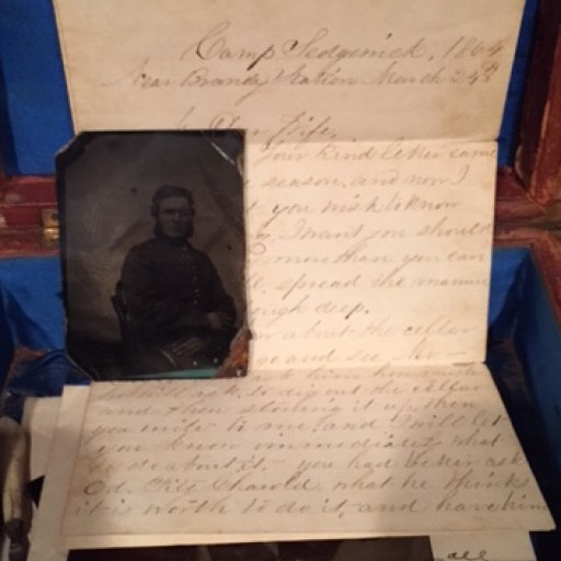 From Finding Civil War Letters in the Attic to the Andover Bookstore Launch Party