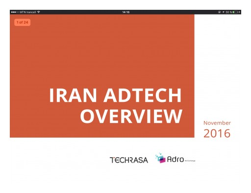 Report: Iran AdTech Overview