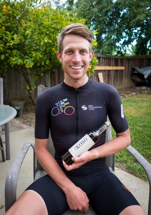 R's KOSO Announces Official Sponsorship With Professional Cyclist Cameron Piper