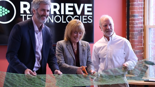 Retrieve Technologies Grows Big and Boosts NH's High Tech Industry