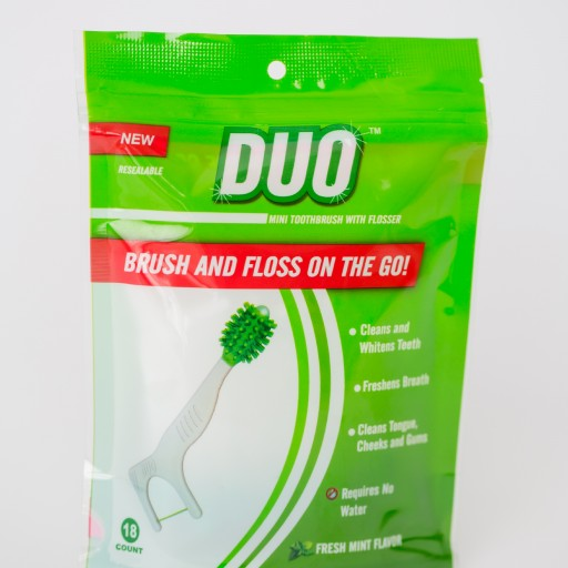 DUO Makes Maintaining Dental Health Easier