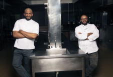 Certified Master Chef Daryl Shular and partner Sean M. Rush