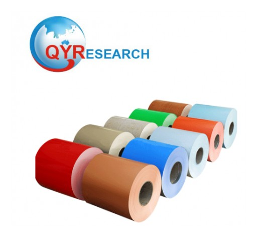 Color Coated Steel Coils Market Overview 2019 - 2025: QY Research