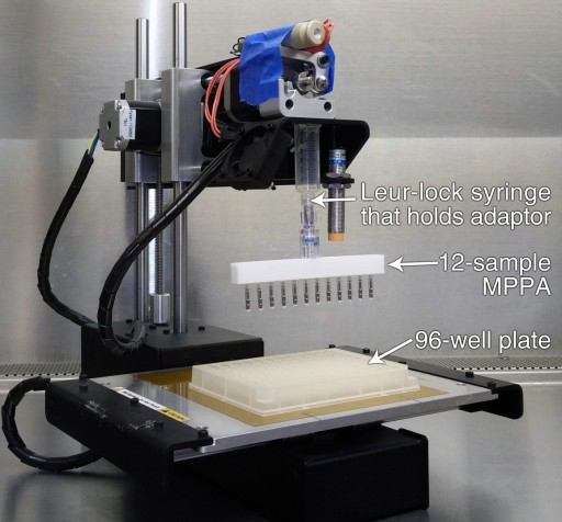 This 3D Printer Can Detect Infectious Diseases