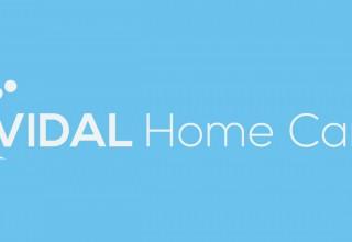 Vidal Home Care logo