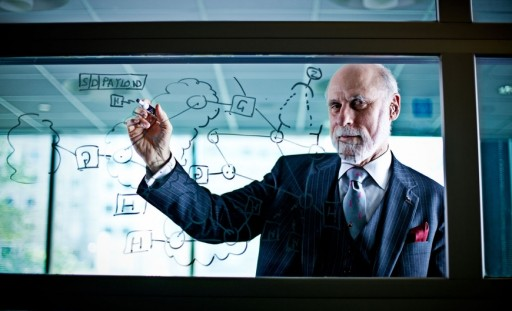 National Science & Technology Medals Foundation to Host an Evening With Vinton Cerf at Georgetown University