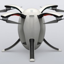 PowerEgg Flying Robot from PowerVision