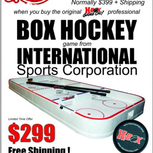 H-Box® at Let's Play Hockey Expo 2016