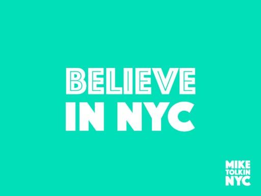 Believe in NYC