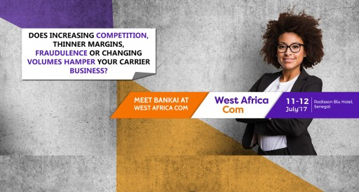 Meet Bankai at West Africa Com 2017