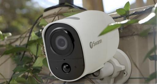 Swann Unveils Wireless Xtreem® Security Camera