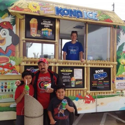 Altus ERs Kick Off Spring Break With Free Snow Cones