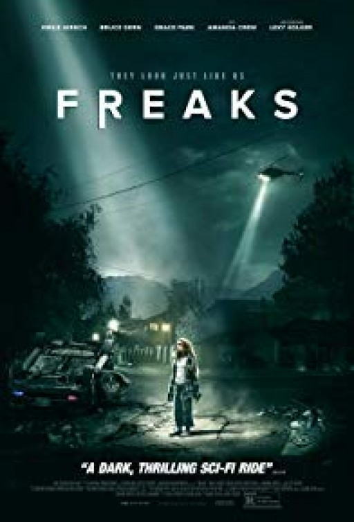 London/Stroud Casting Celebrates the Release of 'Freaks'