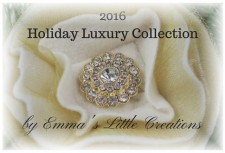 2016 Holiday Luxury Collection by Emma's Little Creations