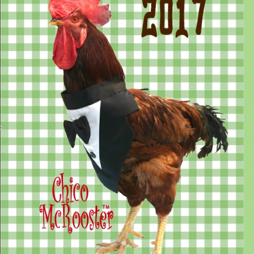 Chico McRooster to Be at the 2017 Chinese New Year Parade